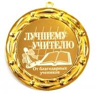 Медаль Лучшему учителю