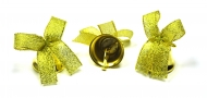 Колокольчик для первоклассника с золотой GOLD ленточкой