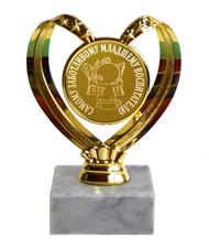 Кубок - Самому заботливому младшему воспитателю